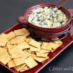 Awesome appetizer recipe ~ Artichoke Florentine dip