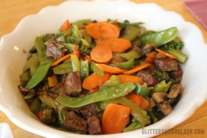 Quick & Simple Stir Fry