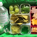 St. Patrick's Day School Lunch Ideas