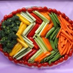Easter Egg Relish Tray