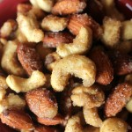Cinnamon Sugar Glazed Nuts