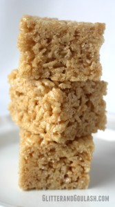 Most Delicious Rice Krispie Bars EVER!!