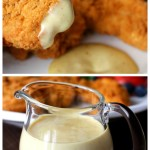 Ridiculously Quick & Easy Honey Mustard Dipping Sauce