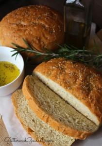 Rosemary Bread-Romano's Macaroni Grill Copycat Recipe