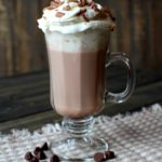 Dangerously Rich & Creamy Hot Chocolate!