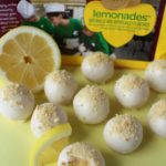 Girl Scout Lemonades Cookie Truffles